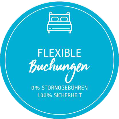 Flexible Buchungen