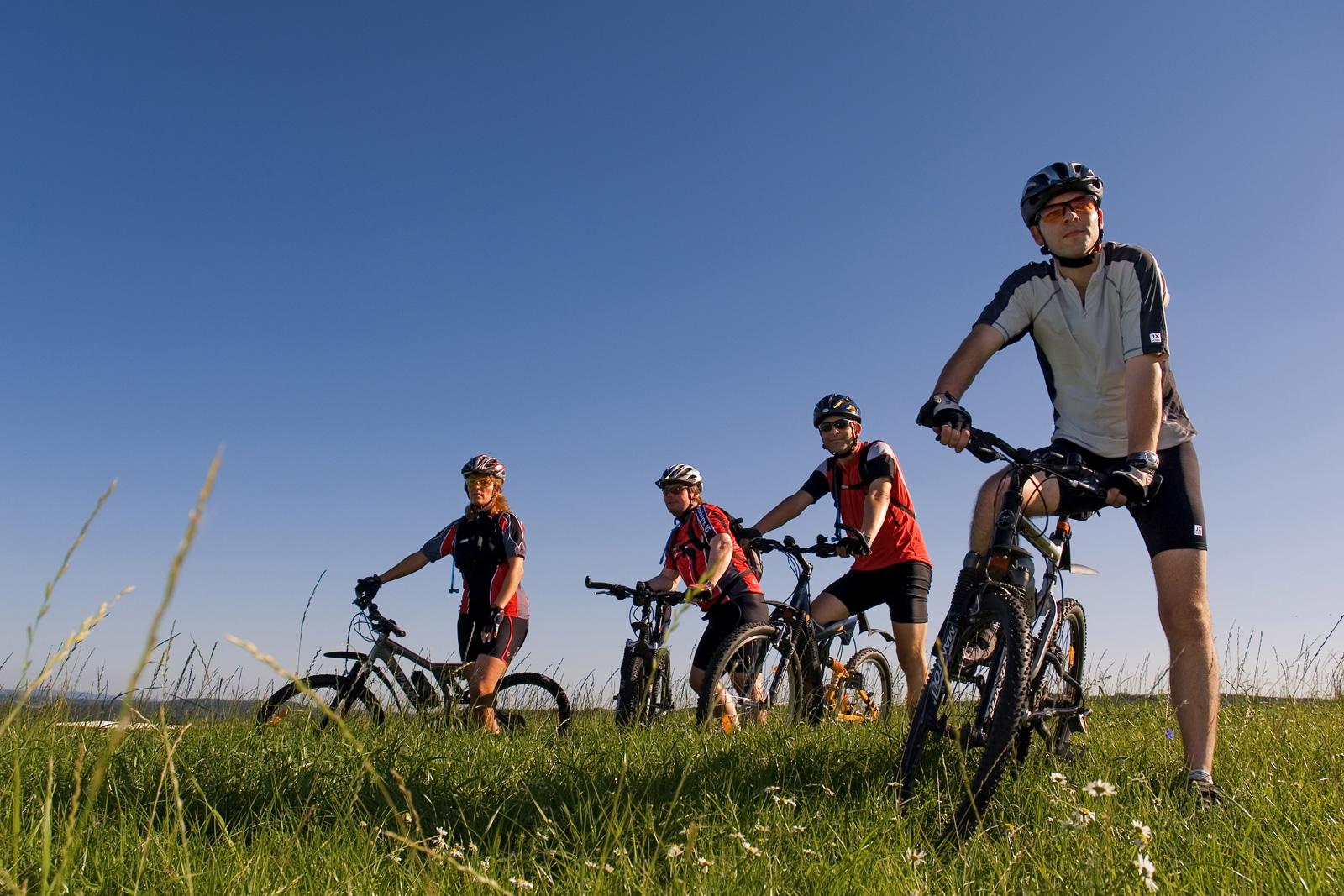 Montainbike Aktivitäten in Winterberg