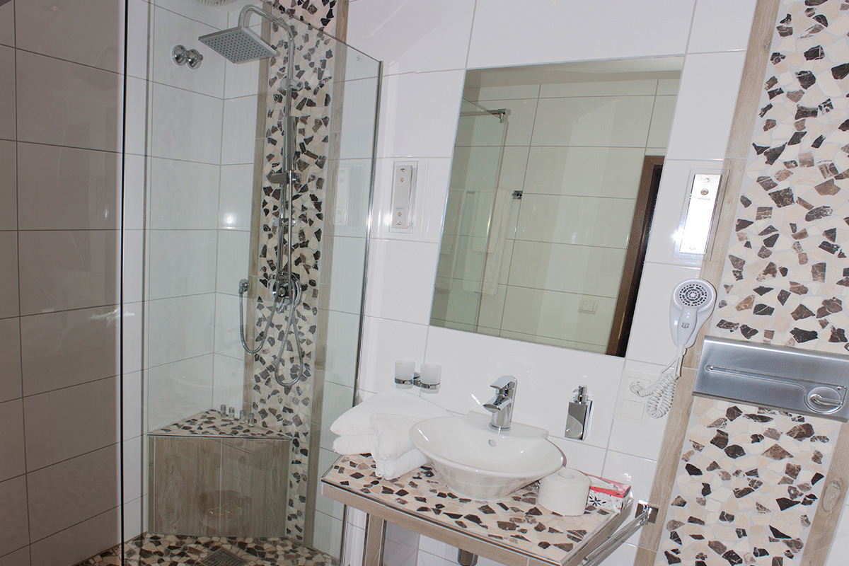 Aktivhotel Winterberg Badezimmer