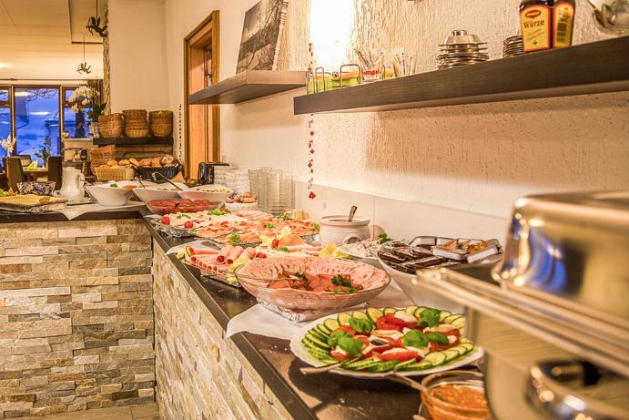Aktivhotel Winterberg Frühstücksbuffet