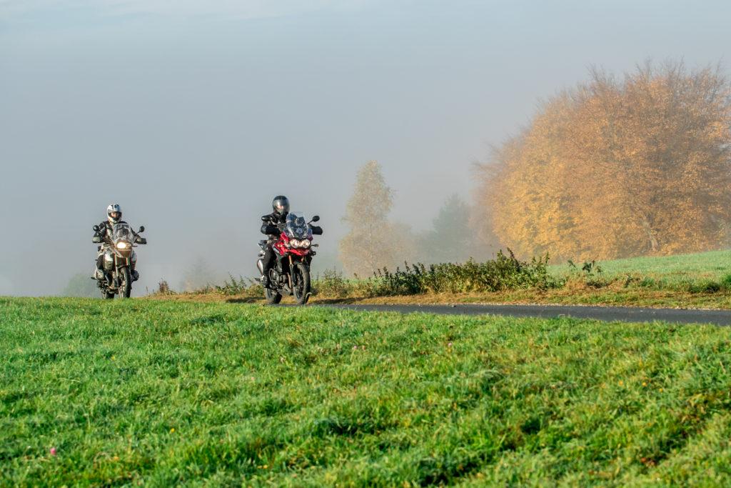 Motorradfahren in Winterberg | Copyright Ferienwelt Winterberg